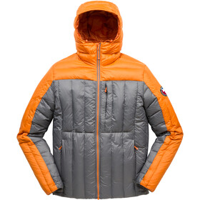 Big Agnes Shovelhead Jacket Men orange/gray